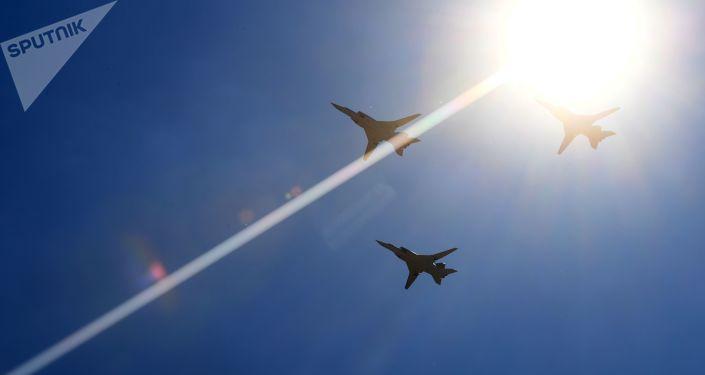 Bombardéry Tu-22M3