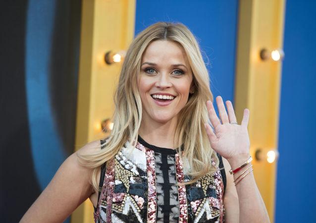 Herečka Reese Witherspoonová