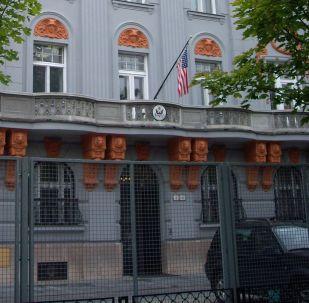 Americká ambasáda v Bratislavě