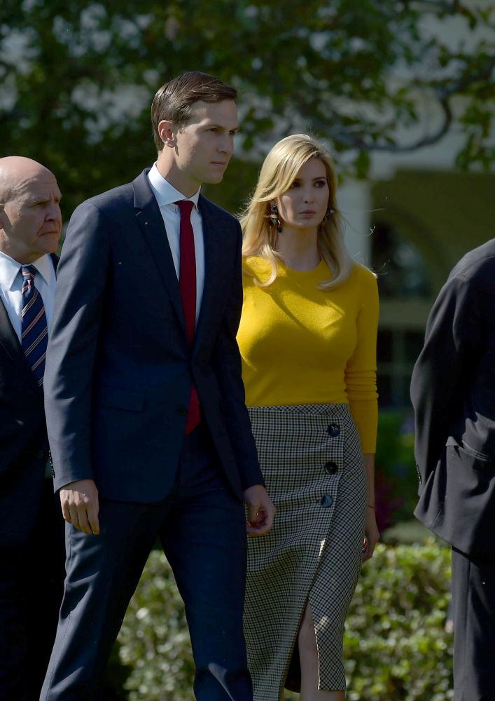 Bezchybný styl Ivanky Trumpové