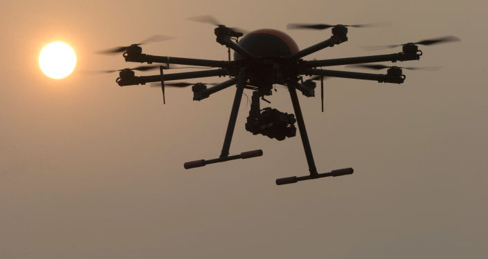 Čínský dron