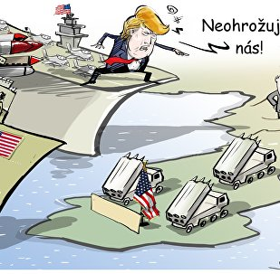 Trumpa provází síla