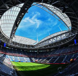 Zenit Arena v Petrohradu