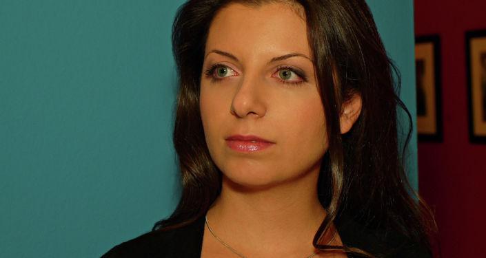 Šéfredaktorka Margarita Simoňanová