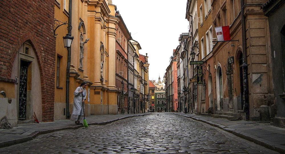 Varšava, Polsko