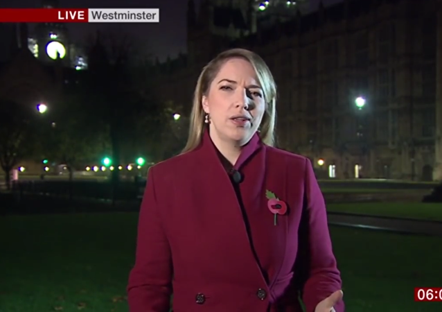 Vysílání BBC bylo přerušeno ženským sténáním