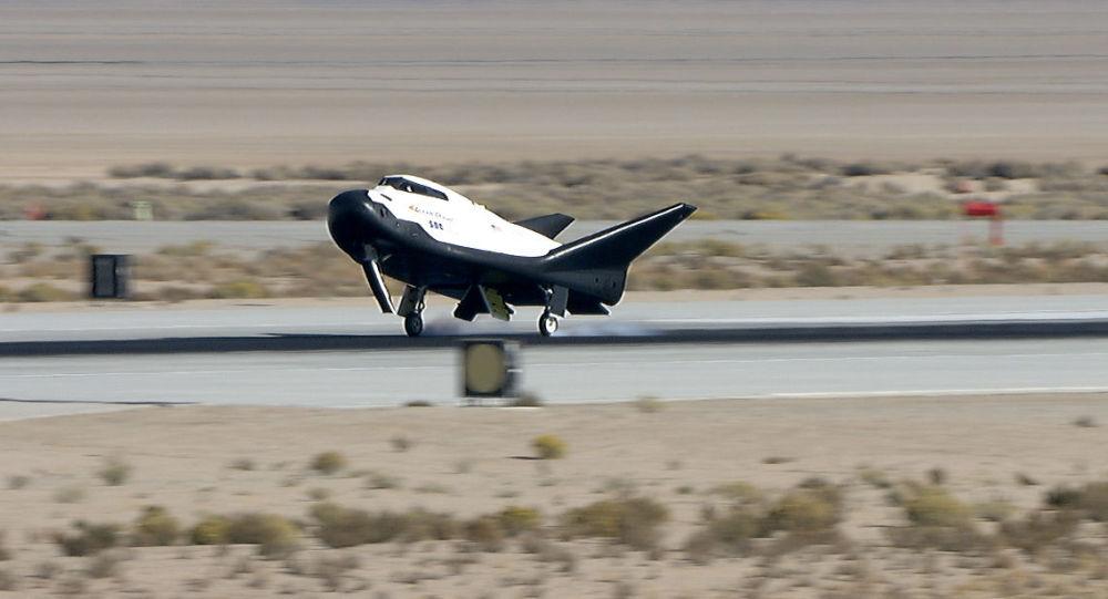 Test raketoplánu Dream Chaser