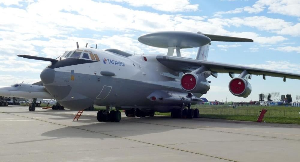 Mnohofunkční letecký komplex radarové hlídky a navádění A-100