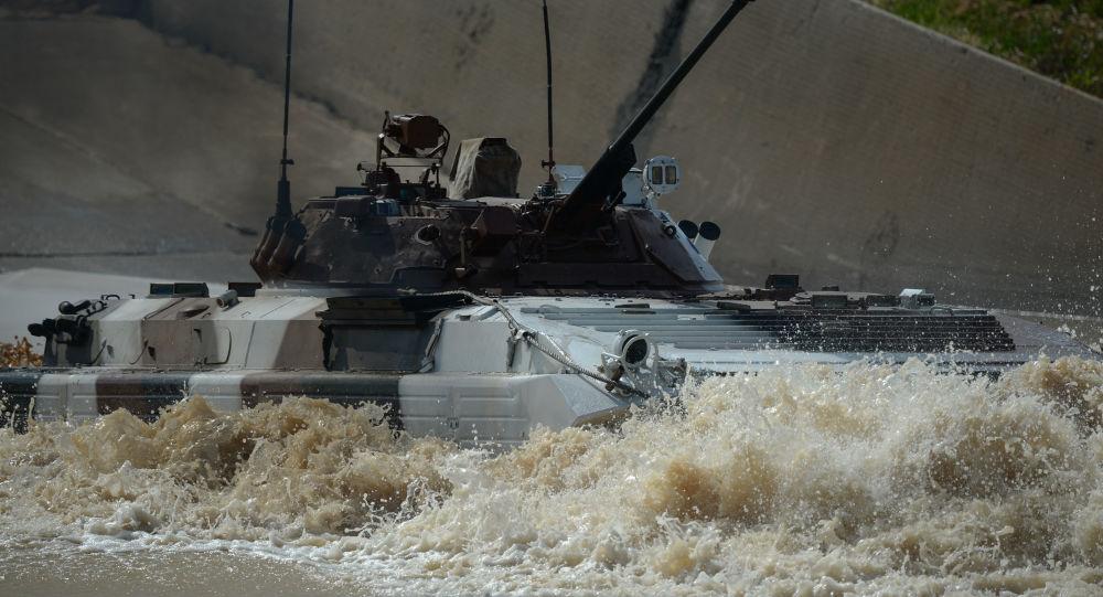 Palba a rychlost: nejlepší bojová vozidla pěchoty na světě