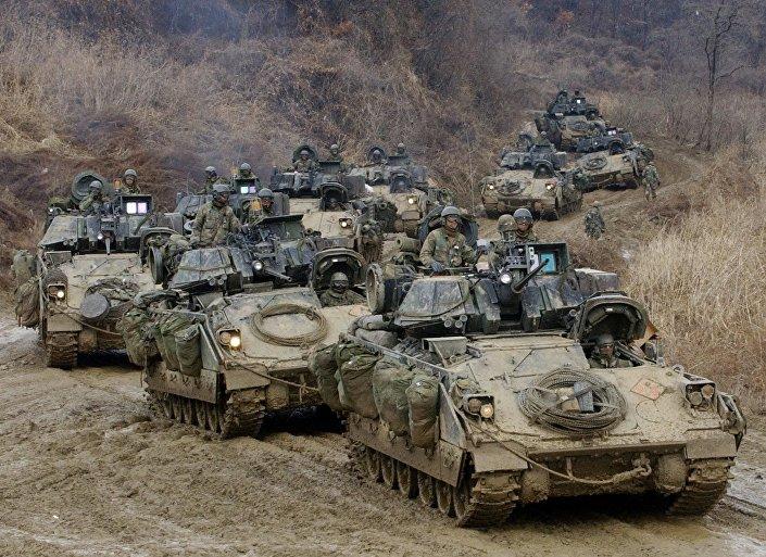 Americké obrněné vozy pěchoty Bradley
