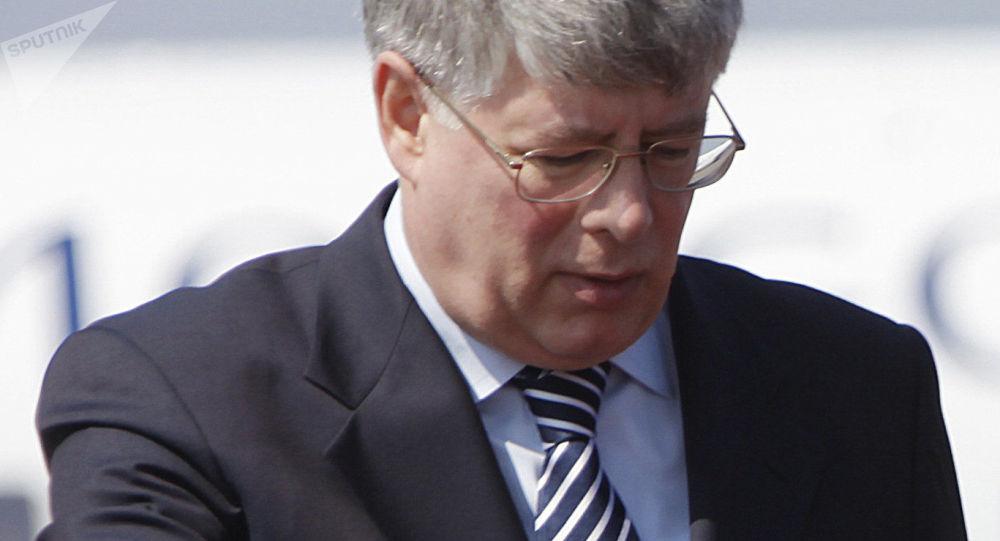 Stálý ruský zástupce při OSN a dalších mezinárodních organizacích v Ženevě Alexej Borodavkin