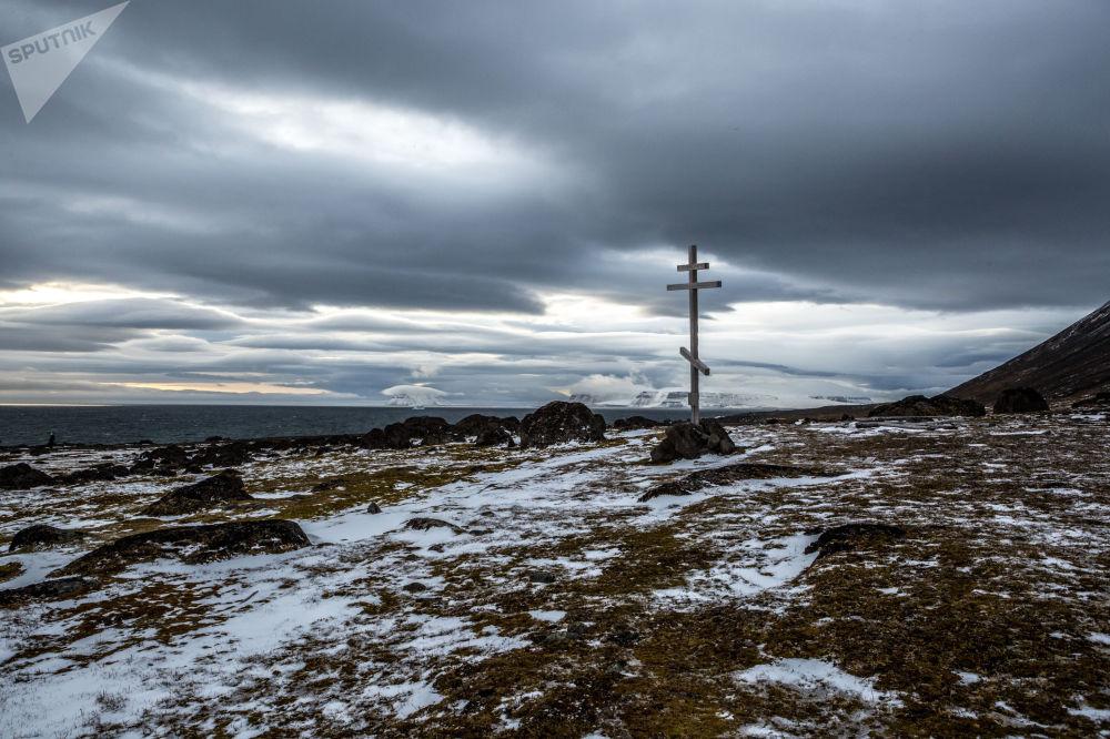 Ledová krása Země Františka Josefa