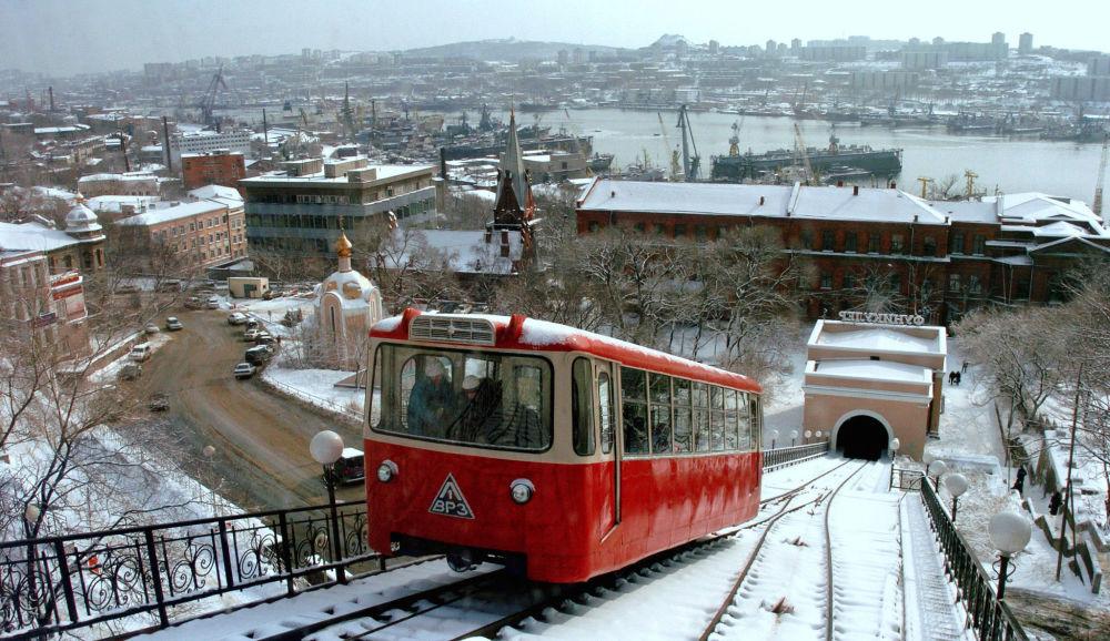 Pamětihodnosti Vladivostoku