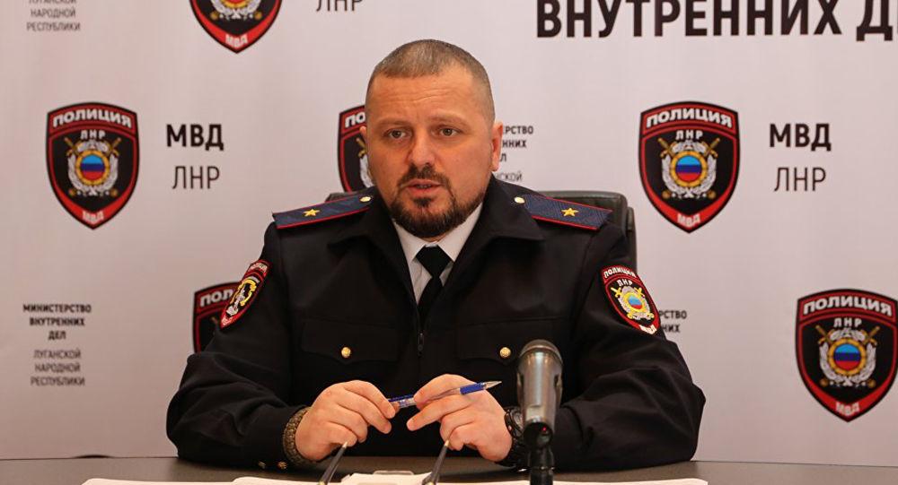 Ministr vnitra Igora Korneta