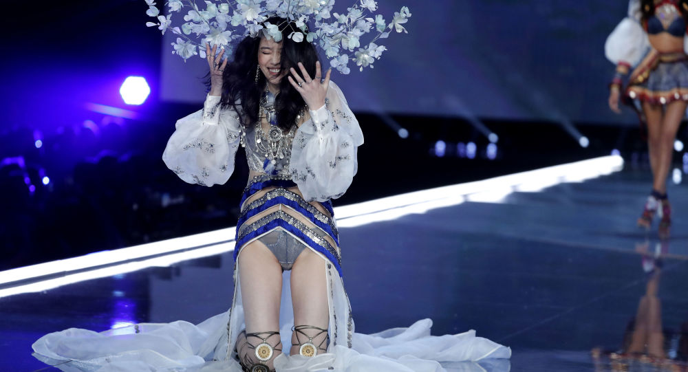 Top modelka Ming Xi