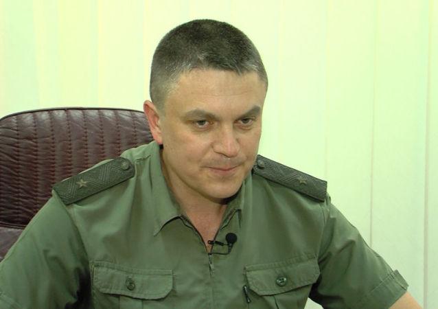 Výkonný představitel LLR Leonid Pasečnik