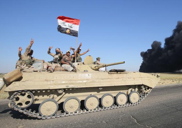 Irácký tank