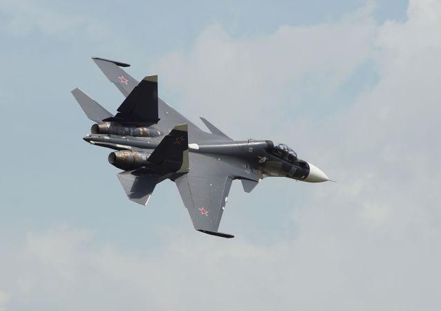 Stíhací letoun Su-30SM