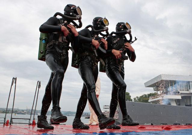 Ruští mariňáci