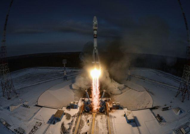 Start družice Meteor-M