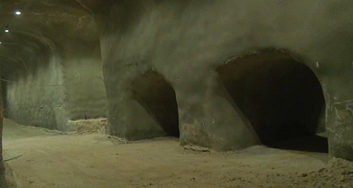 V Jeruzalémě se objeví podzemní hřbitov
