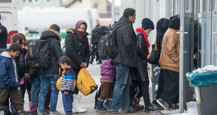Migranti v Pasově