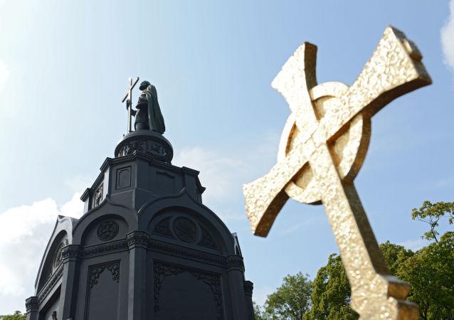 Pomník knížeti Vladimíru I