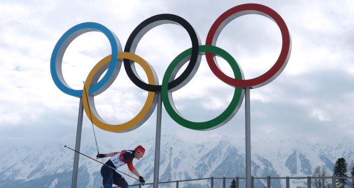Rusky lyžařka Jevgenija Šapovalovová