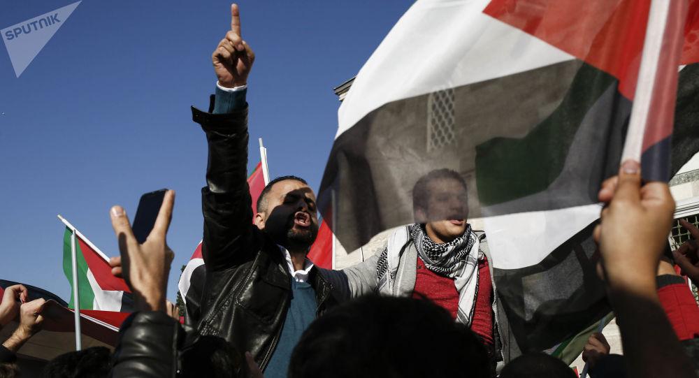 Protesty v Jeruzalému