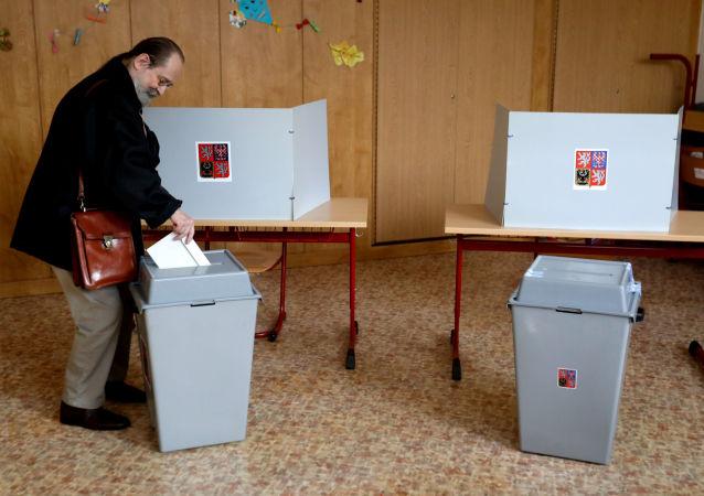Parlamentní volby v ČR