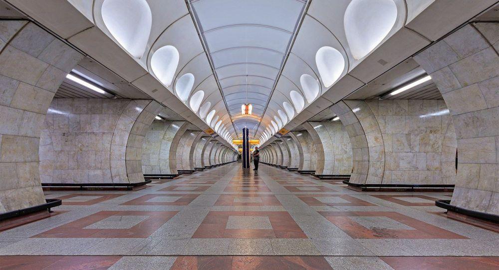 Stanice pražského metra Anděl