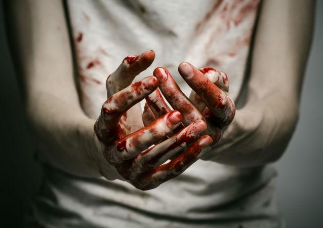Zakrvácené ruce