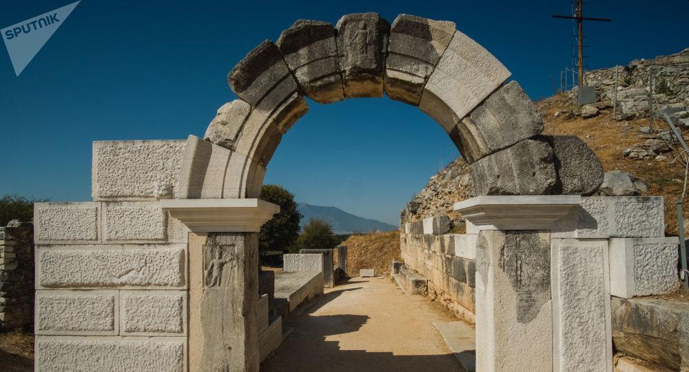 Philippi, Makedonie