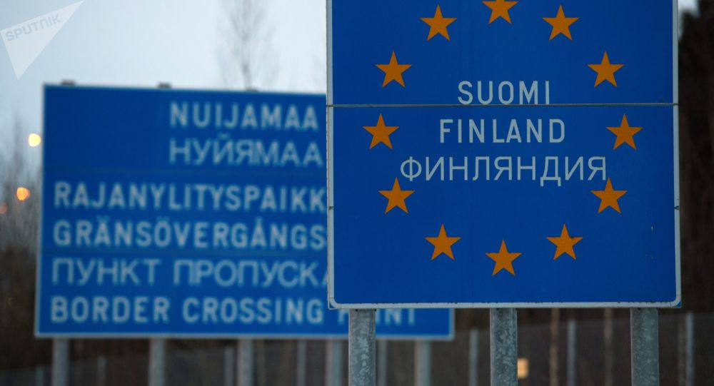 Rusko-finská hranice