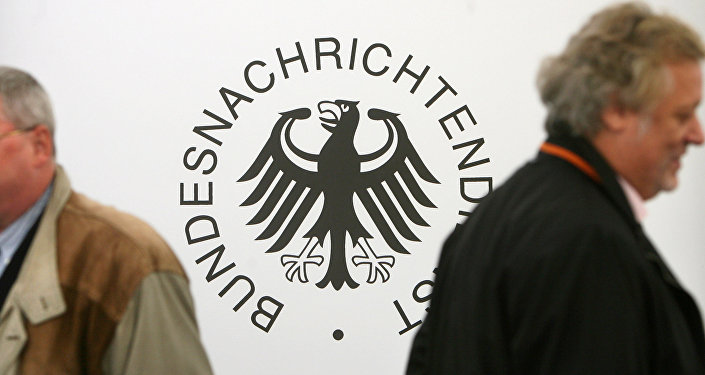 Federální výzvědná služba Německa (BND) - Logo