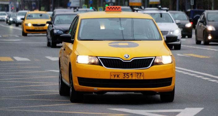 Auto společnosti Uber