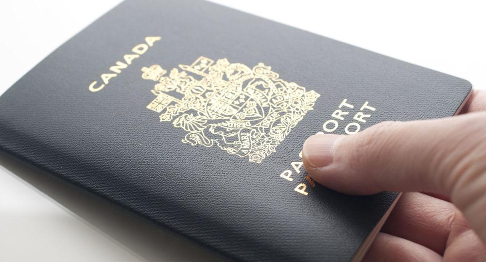 Kanadský pas