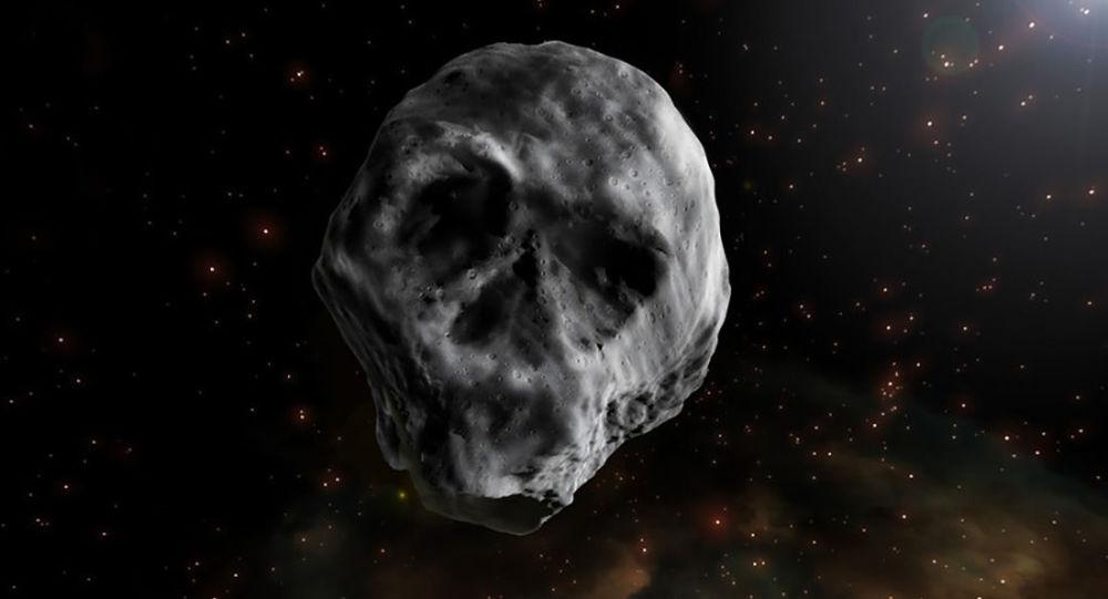 Asteroid 2015 TB-145