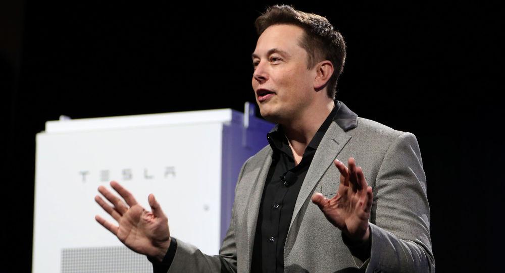 Zakladatel SpaceX a Tesla Elon Musk