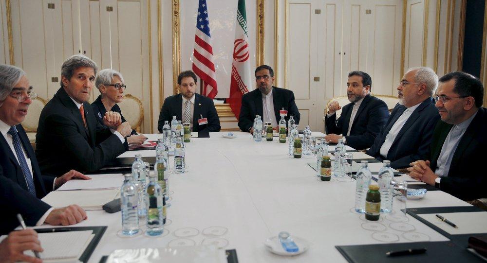 Jednání o íránském jaderném programu ve Vídni