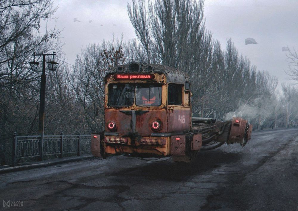 Rusko v roce 2046