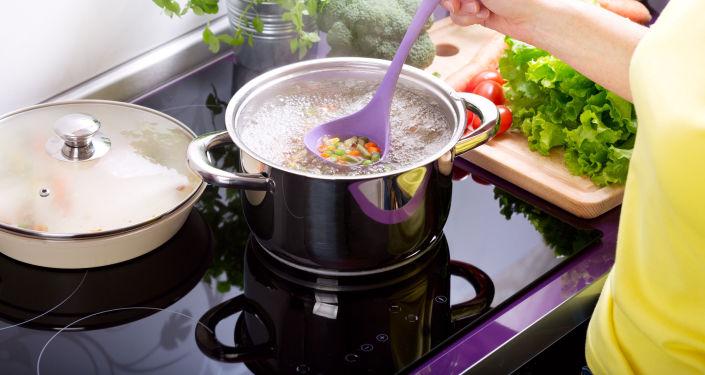 Vaření polévky