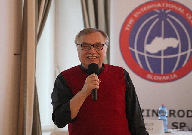 Profesor Oskar Krejčí