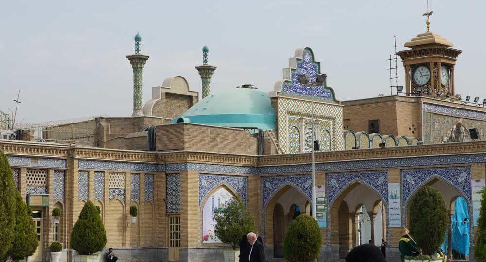 Ray, Írán