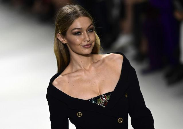 Modelka Gigi Hadid