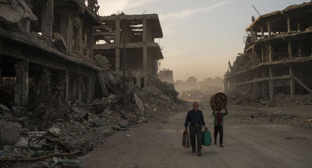 Co se stalo s Mosulem po třech letech války