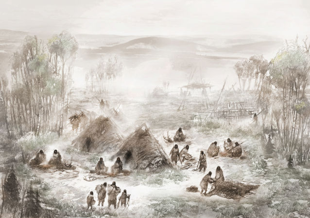 Starobylí lidé na střední Aljašce