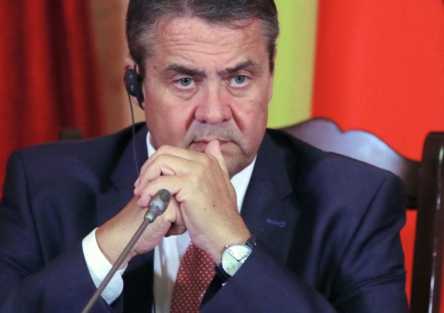 Bývalý německý ministr zahraničí Sigmar Gabriel