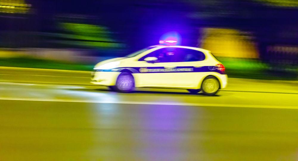 Policie v Švédsku