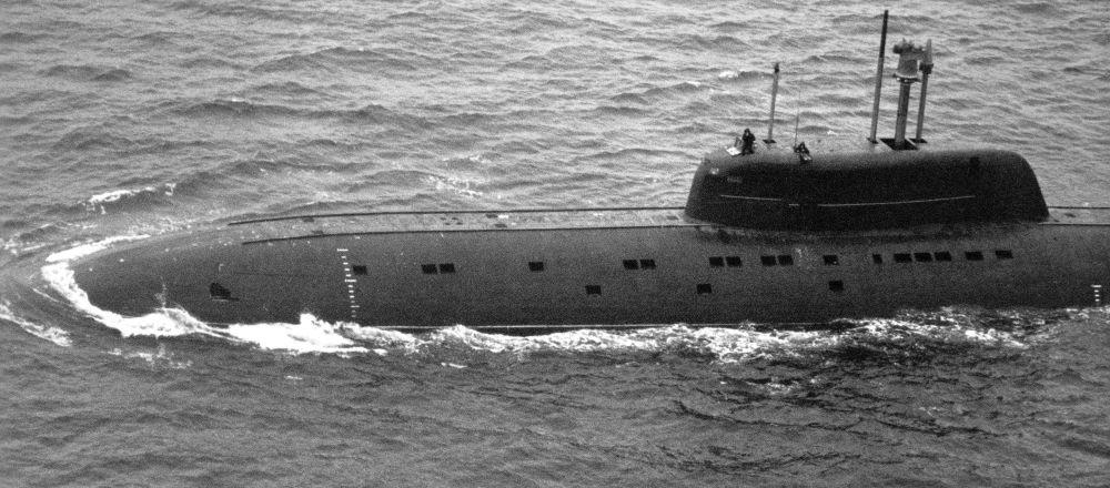 Ponorka K-239